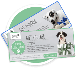 BorrowMyDoggy Gift Vouchers