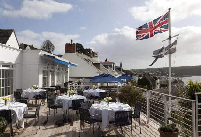 hotel treasanton, a dog friendly place to stay in cornwall