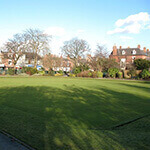 glen gardens, a great place to walk your dog in york