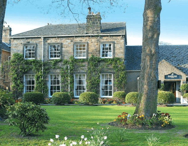 the devonshire arms, a dog friendly hotel in yorkshire
