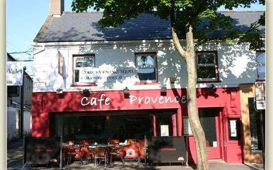 cafe provence, a dog friendly cafe in dublin