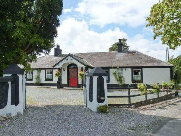 Derry House, a dog friendly cottage near Dublin