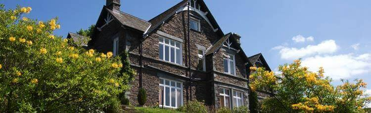 Lake House, a dog friendly country house in the Lake District