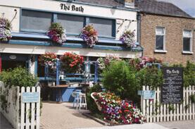 the bath, a dog friendly pub in dublin